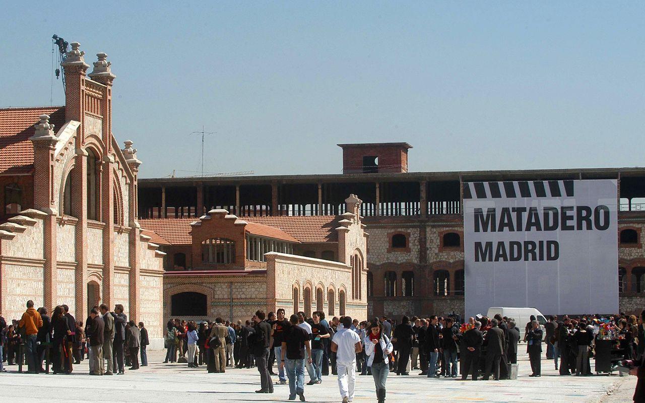 Feria de Economía Solidaria en Matadero