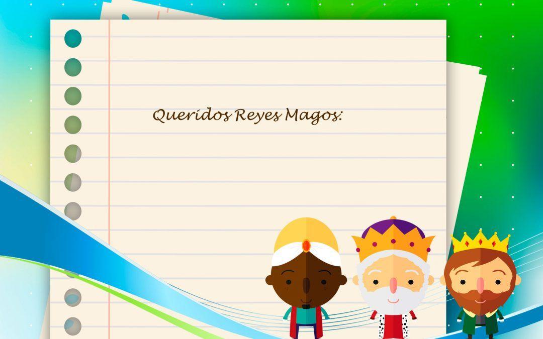 Descarga La Carta a los Reyes Magos